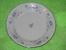 "Johann Haviland Fine China 6.25"" Bread & Butter Plate Blue Garland LN"