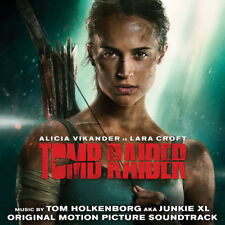 Junkie XL - Tomb Raider (Original Soundtrack) [New CD]