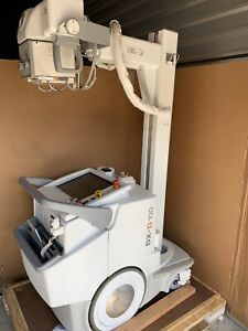 AGFA DX-D100 Portable Xray System (Missing Wireless  DR Panel)