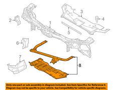 FORD OEM 11-14 Mustang Under Radiator/Engine-Splash Shield Cover BR3Z6C038A