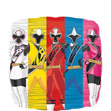 Power Rangers Party Supplies FOIL BALLOON Anagram USA Genuine Licensed