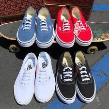 Vans Authentic Classic Skate Shoes