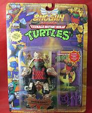 Vintage TMNT Ninja Turtles Shogun Raph Raphael Gold Armor -- MOC -- Sealed!!