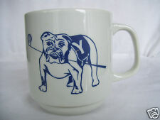 Bull Dog Golf Player Gift  Coffee Tea Mug Cup