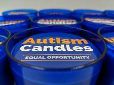 Richly Scented Candles by Autism Candles