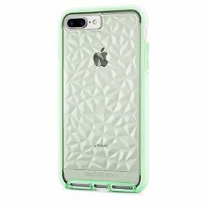 Tech21 iPhone 8 Plus & 7 Plus Evo Gem FlexShock Drop Protection Case Cover Green