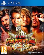 Jeux pour Console Deep silver Fire Pro Wrestling World