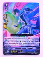 Vanguard Cards: EMERALD SHIELD, PASCHAL BT11 RR # 14J57
