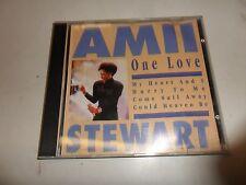 CD AMII STEWART – One Love
