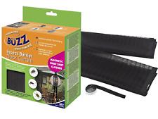 STV236 Snap Chiudi Porta Tenda magnetico mantiene Flys vespe zanzare e insetti fuori