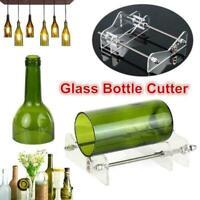 Wine Beer Glass Bottle Cutting Tool Recycle Kit DIY Kit Machine Craft Q8Q5