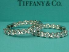 d4b6baee2df Tiffany   Co.. Hoop Fine Earrings for sale