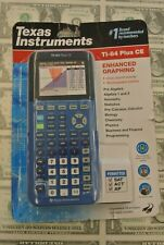 Texas Instruments Ti-84 Plus Ce Graphing Calculator Blue 300 - Target 2020