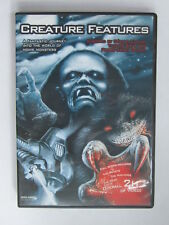 "CREATURE FEATURES(2006)THE BEASTS,THE MACHINES,THE DEAD (REGION 2 ""PAL"" IMPORT))"