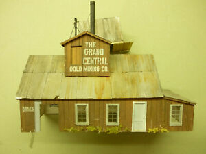 HO Grand Central Gold Mining Co.