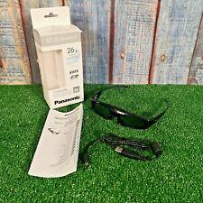 Panasonic 3D Anteojos Gafas TY-EW3D3ME Tamaño Mediano