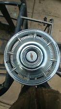 genuine 1966 Chevy Impala Bel Air 14 inch hubcaps wheel covers