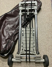 Vintage REMIN Continental 500 Travel Caddy Folding Luggage Hand Cart Collapsible