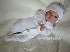 Ojos abiertos Muñeca Reborn Bebé niñas