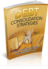 Debt Consolidation Strategies ebooks Pdf Ebooks pdf Mrr Free shipping New