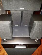 Sony SA-WMSP2 Powered Subwoofer Bass Speaker SS-MSP2 Satellite SS-CNP2 Center