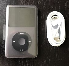 Apple iPod classic 7th Generation Black (160 GB) ⭐️90 DAY APPLE WARRANTY!⭐️