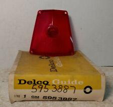 NOS TAIL LAMP LENS 1963  BUICK SPECIAL STATION WAGON 5953887 4ZA SAE STDB 63