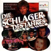 Schlager des Jahres 1-Bernhard Brink präs. (1996, MDR) Paldauer, Rosanna .. [CD]
