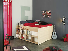 Parisot Space Up Multifunktionsbett Hochbett Jugendbett