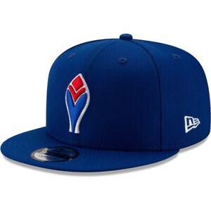 Atlanta Braves New Era 9FIFTY Cooperstown Feather Snapback Hat Cap 950 Retro