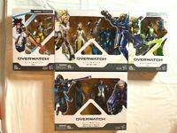 OVERWATCH ULTIMATES LOT - TRACER LUCIO MERCY PHARAH ANA SOLDIER NEW IN BOXES