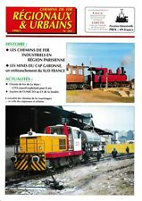 CHEMINS de FER RÉGIONAUX et URBAINS - N° 265 (1998 - 1) (FACS - CFRU) (Train)