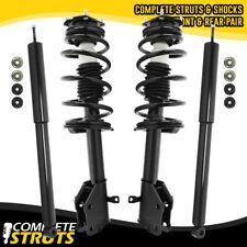 Ford Edge Front Quick Complete Strut Rear Shock Absorber Bundle