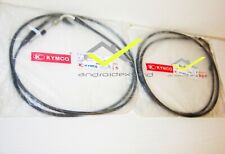 KYMCO MY ROAD 700i THROTTLE CABLES (2PCS!)