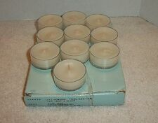 Partylite New Leaf & Aloe 10 Tealights