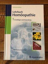 Lehrbuch Homöopathie, Köhler