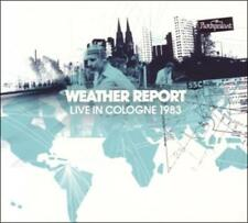 Weather Report-Rock Palazzo, Cologne 1983 * 2 CD * NUOVO *