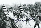 Mike Sandlock signed autograph WW II Brooklyn Dodgers RARE COA LOOK!!