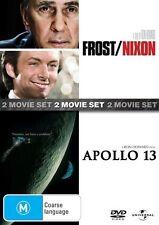 Frost Nixon / Apollo 13 (DVD, 2010, 2-Disc Set)