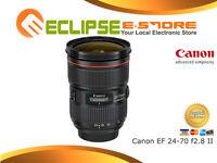 Brand New Canon EF 24-70mm F/2.8 L F2.8 24-70 II USM Lens for 5D 7D 1DSuper Deal