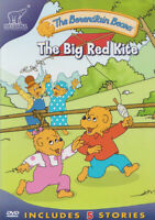 THE BERENSTAIN BEARS - THE BIG RED KITE NEW DVD