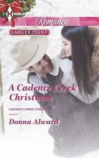 A Cadence Creek Christmas (Cadence Creek Cowboys), Alward, Donna,0373742665, Boo