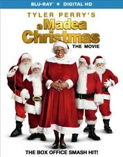 Tyler Perry's a Madea Christmas [New Blu-ray]