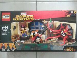 LEGO Marvel Super Heroes 76060 Le Saint des Saints du Dr Strange (NEUF)