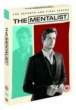 The Mentalist: Season 7 (DVD, 3-Disc Set, 2015)