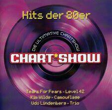 CHART SHOW - HITS DER 80ER / 2 CD-SET - TOP-ZUSTAND