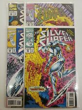 SILVER SURFER #93-96 DOWN TO EARTH COMPLETE SET VF/NM 1994 MARVEL COMICS