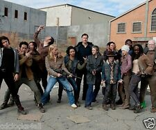 Walking Dead CAST 8 x 10 / 8x10 GLOSSY Photo Picture IMAGE #3