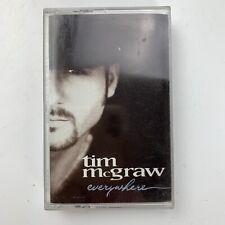 Tim McGraw Everywhere (Cassette)
