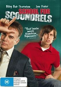 School for Scoundrels DVD - Billy Bob Thorton - Region 4